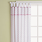 63&amp;quot; Hot Pink Swiss Dot Panel(sold individually)
