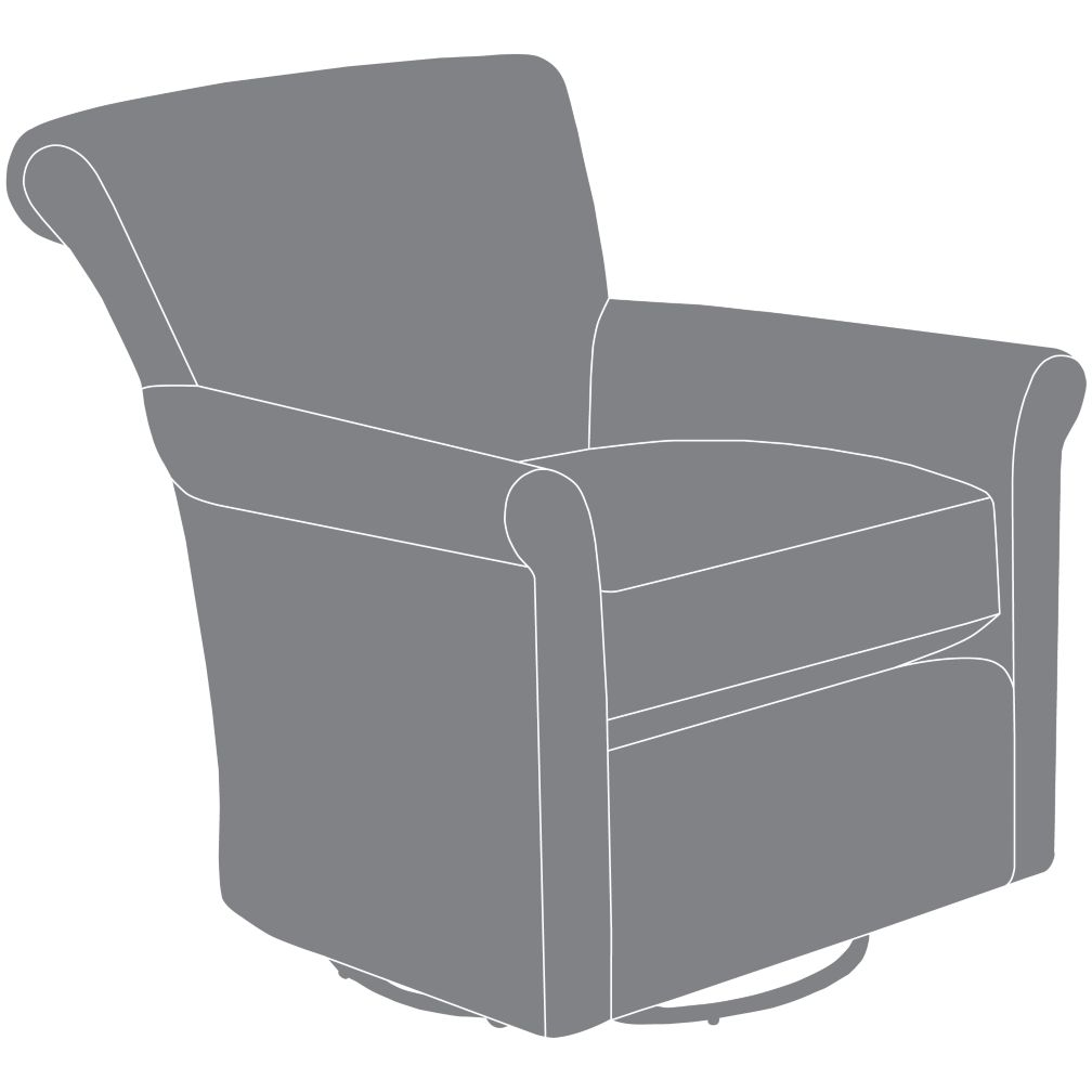 Swivel Glider (Stock Plus Pattern)