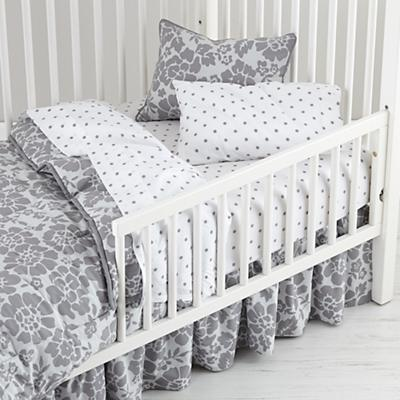 Dream Girl Toddler Bedding (Grey)