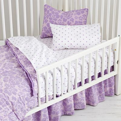 Dream Girl Toddler Bedding (Lavender)
