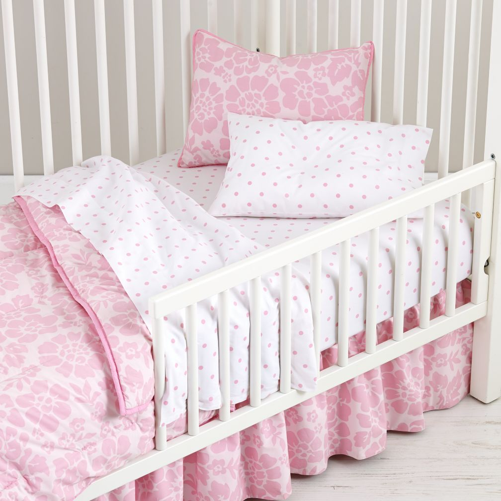 Baby Girl Butterfly Bedding