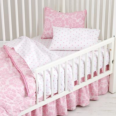 Dream Girl Toddler Bedding (Pink)