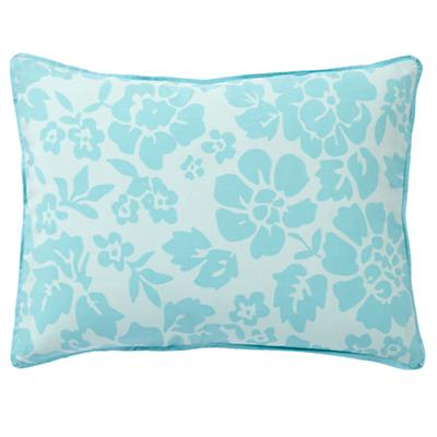 Dream Girl Toddler Sham (Aqua)