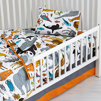 Welcome to the Jungle Toddler Sheet Set