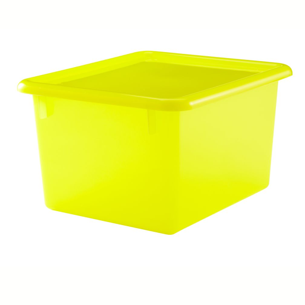 Yellow Shelf Top Box