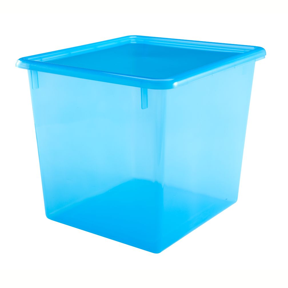 Blue 10&quot; Top Box