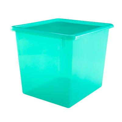 "Green 10"" Top Box"
