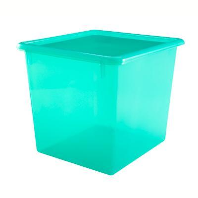 "Green 10"" Top Box"