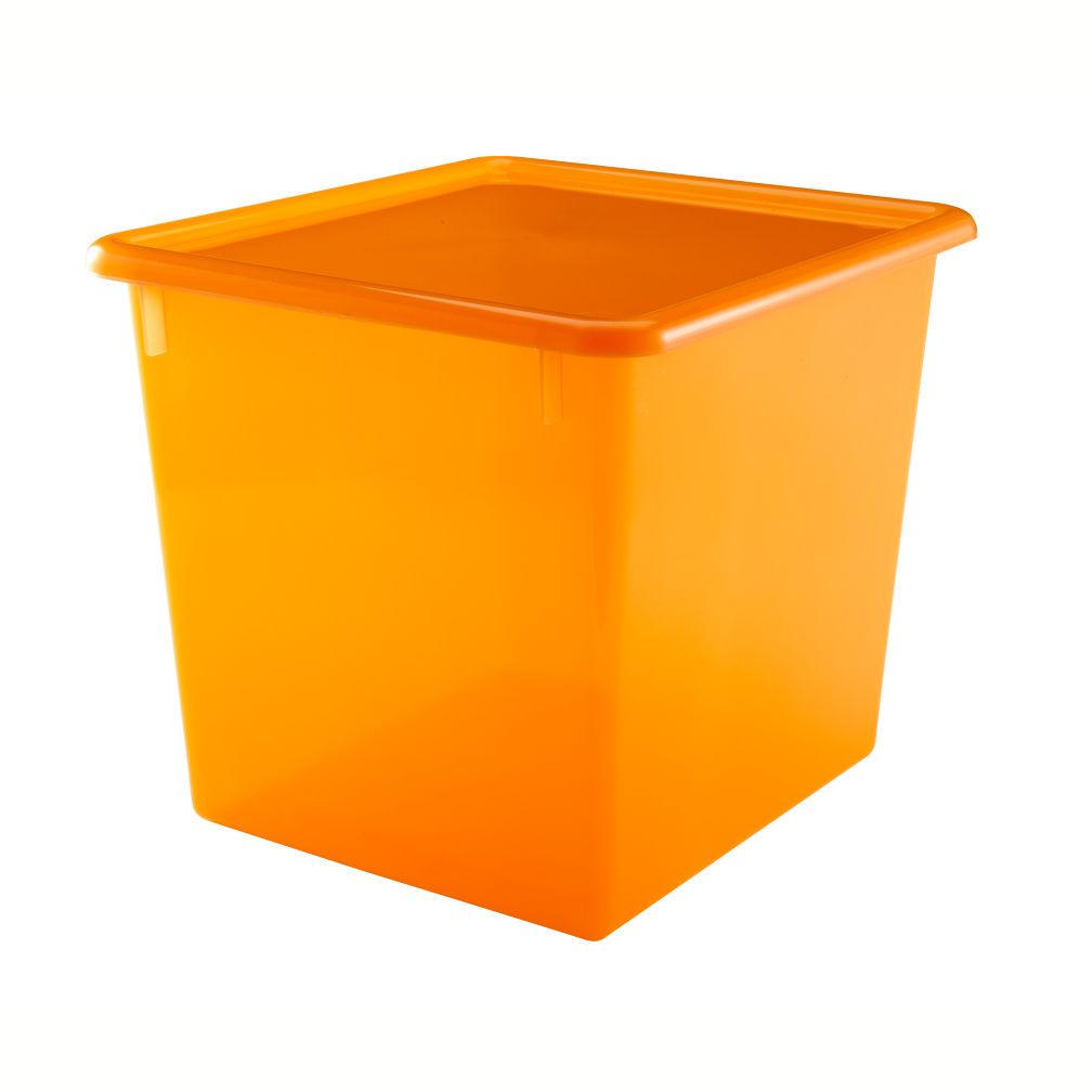 Orange 10&quot; Top Box