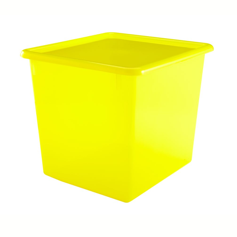 Yellow 10&quot; Top Box