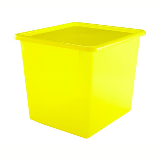 Yellow 10 Top Box In Desk Accessories The Land Of Nod