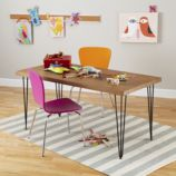 Ansel Teak Play Table