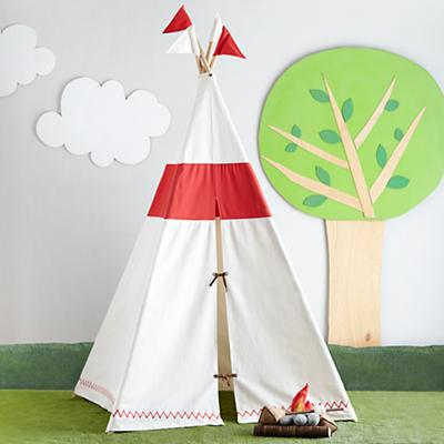 TeePee-Outdoor