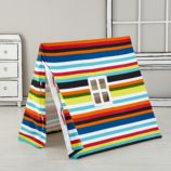 Indoor Explorer Pup Tents (Multi Stripe)