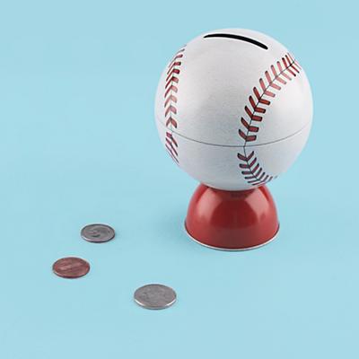 Safe at Home Baseball Bank