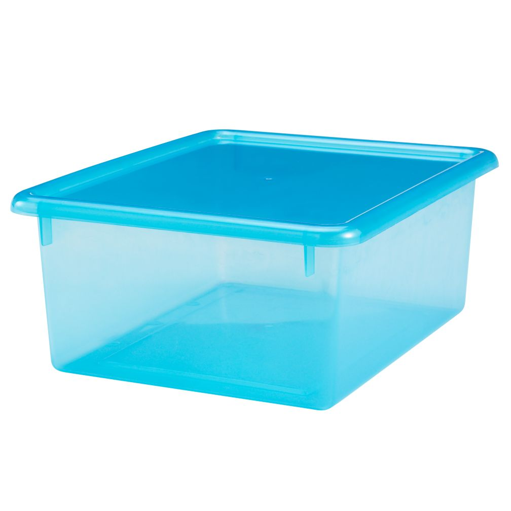 "Blue 5"" Top Box"