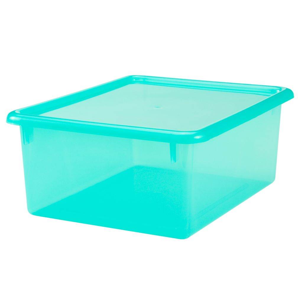 "Green 5"" Top Box"