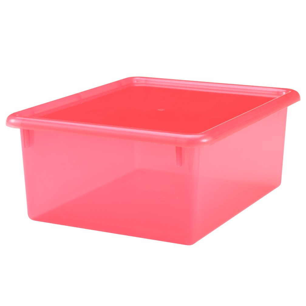 Red 5&quot; Box Top Box