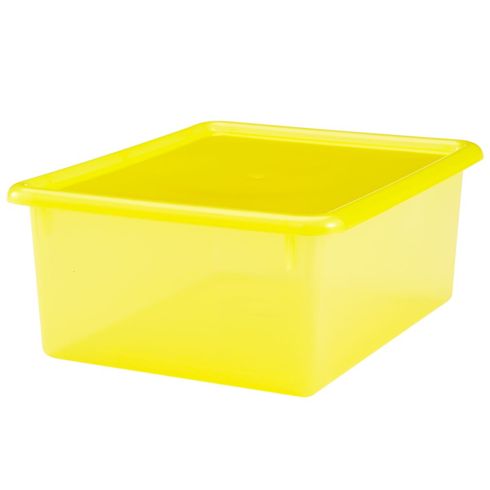 "Yellow 5"" Top Box"