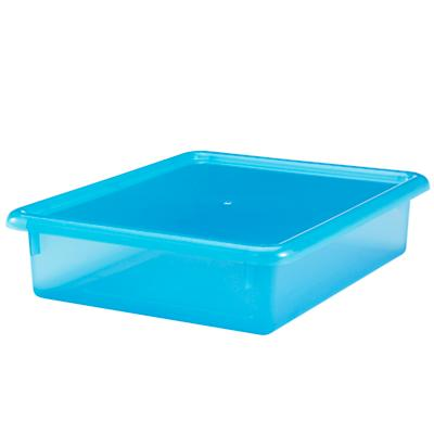 "Blue 3.5"" Top Box"