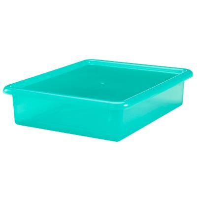 "Green 3.5"" Top Box"