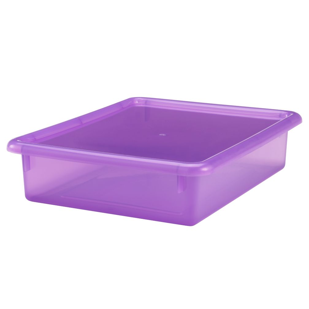 Purple 3.5&quot; Top Box