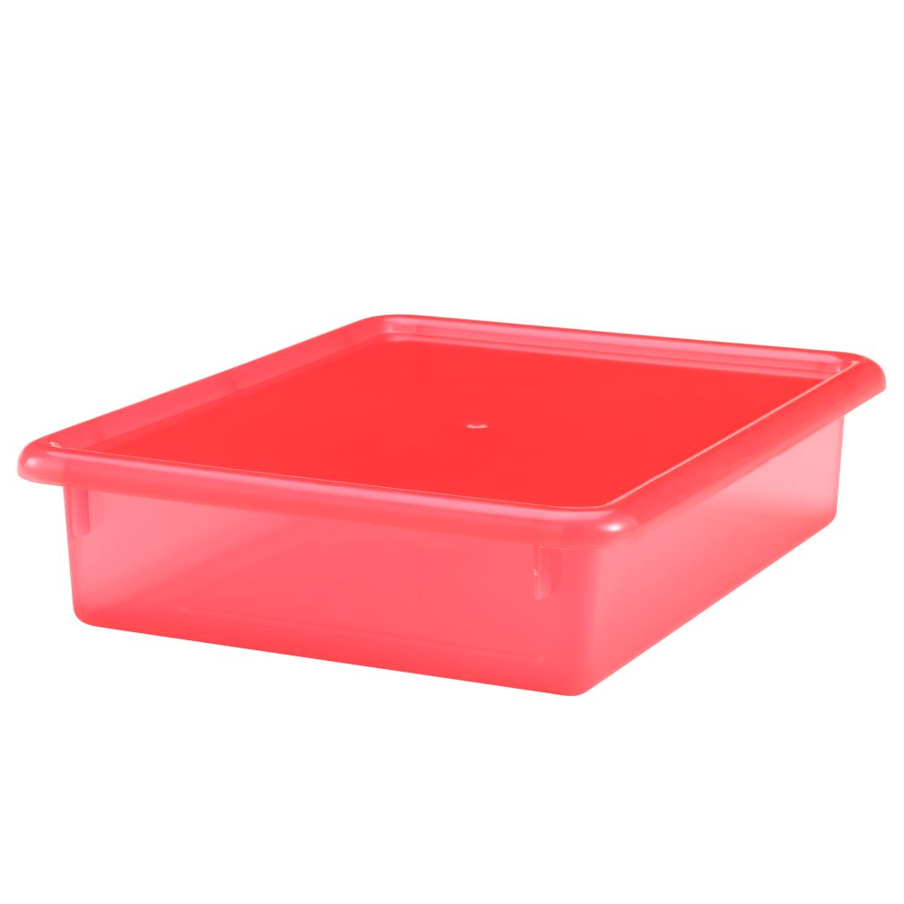 Red 3.5&quot; Top Box