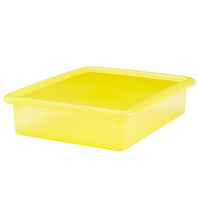 "Yellow 3.5"" Top Box"