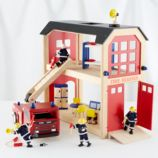 Everything but the Dalmatian Firehouse Collection