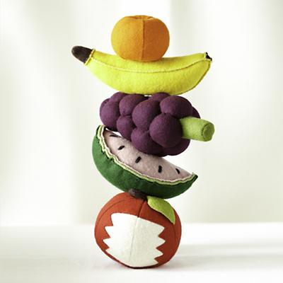 Toy_Food_Felt_Fruit