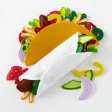 Taco and Burrito Set