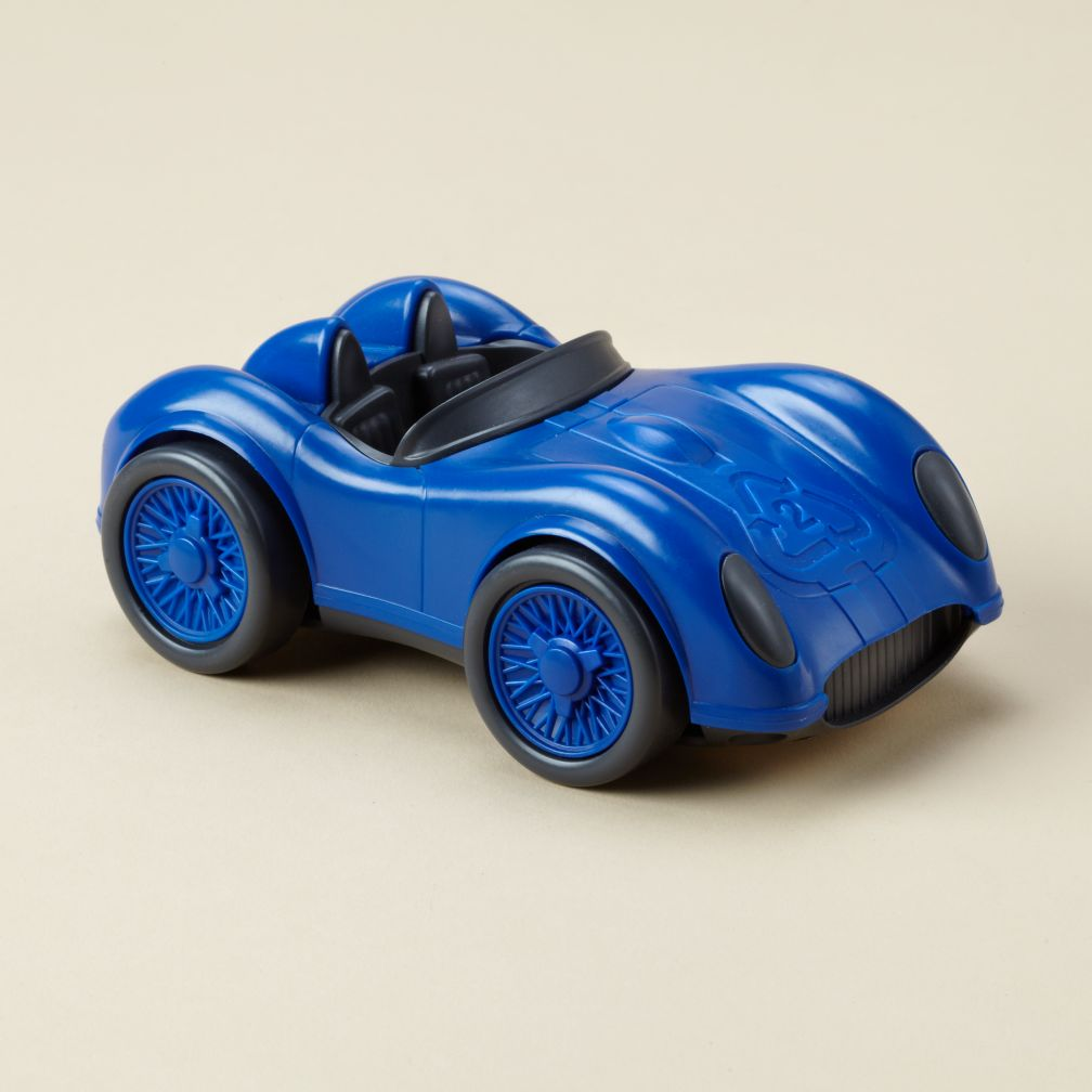 Blue Car