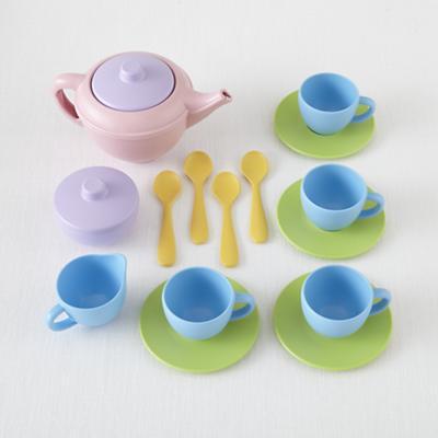 To a Tea Set