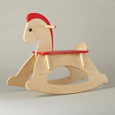 Hi-Ho Rocking Horse, Away!