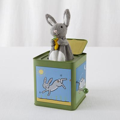 Jack, the Bunny in the Box