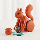 Squirrel Pull Toy
