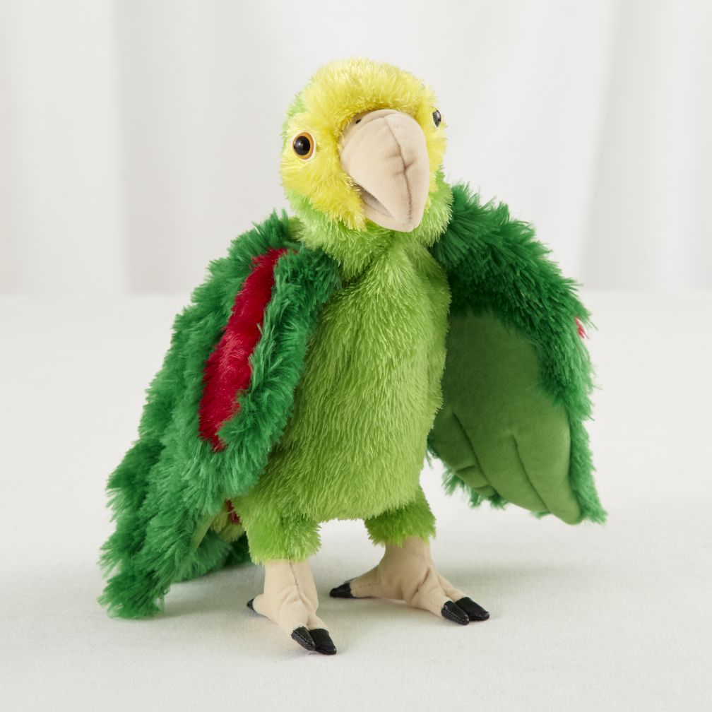 Parrot Hand Puppet