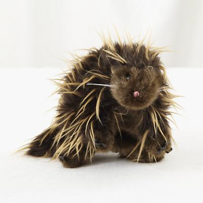 Porcupine Hand Puppet