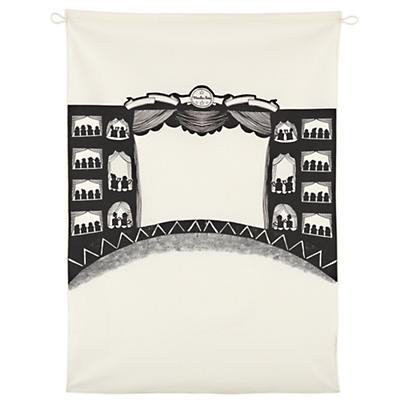 Shadow Puppet Theater Set