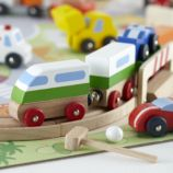 Hustle and Bustle Train Set