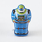 Blue Wind A Bots Tin Robots