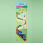 Personalized All AboardTrain Growth Chart