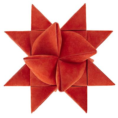 Supernova Tree Topper (Red)