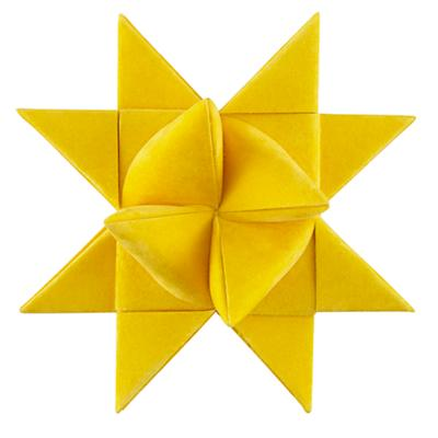 Supernova Tree Topper (Bright Yellow)