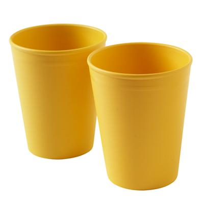 Yellow Table Tumblers (Set of 2)