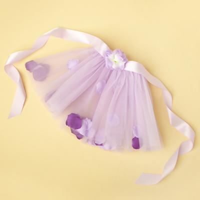Petal Pusher Tutu (Lavender)