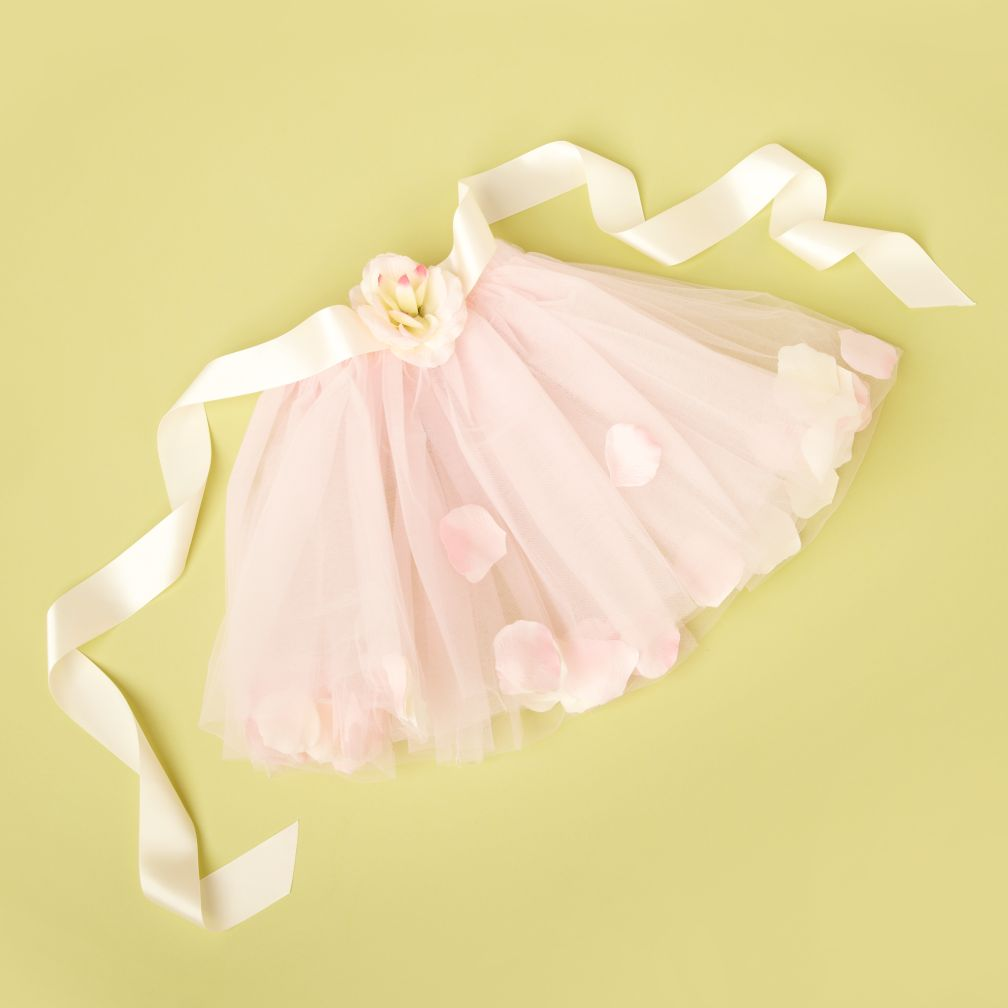 Petal Pusher Tutu (Pink)