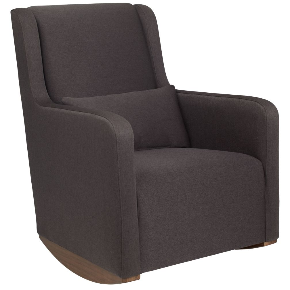 Marley Rocking Chair (Dark Grey)