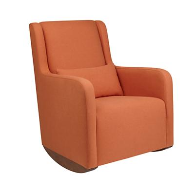 Marley Rocking Chair (Orange)