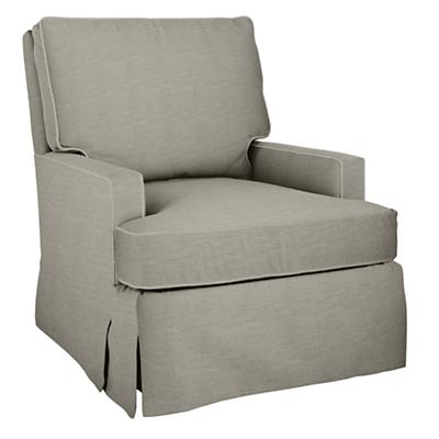 Mod Nod Swivel Glider (Devote Pewter)